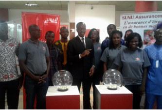 Burkina Faso: SUNU Assurance Vie Burkina Faso et UBA procèdent au 2è tirage du produit ''ça gagne''