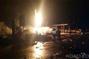 Ghana: Explosion de gaz à Accra, au moins 6 morts, 45 blessés, Akufo-Addo «dévasté»