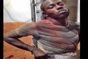 Inde : un Nigérian battu presque à mort par une foule (vidéo)  Facebook
