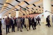 Le président du Faso impressionné par le