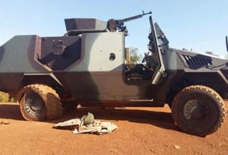 Burkina– Nassoumbou(Sahel): Deux militaires tués et trois autres blessés dans l'explosion d'une mine
