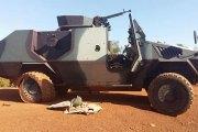 Burkina-Tounté(Sahel) : 4 blessés dans l'explosion d'une mine au passage d'un véhicule militaire