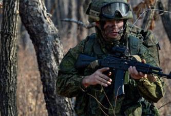 Moscou enverra des militaires non-Russes dans des missions antiterroristes à l'étranger
