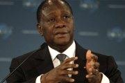 Pour Ouattara