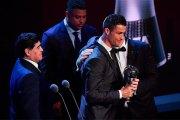 Prix Fifa : Cristiano Ronaldo meilleur joueur de l'année 2017