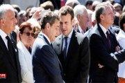 Nicolas Sarkozy à propos d'Emmanuel Macron :