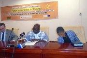 Forum national sur la sécurité : « ce n'est pas une foire » Simon compaoré, ministre de la sécurité