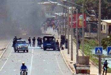 Togo : Dispersion des manifestants de l'opposition, Lomé à l'allure d'une ville morte