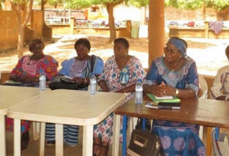 Ouahigouya: l'UPC mène une opération de charme auprès des femmes du secteur 3