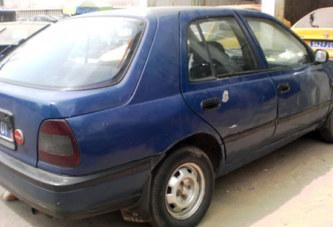 Côte d'Ivoire: Une voiture volée retrouvée chez un pasteur à N'Douci