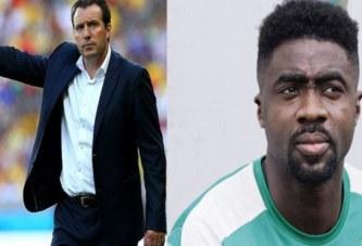 Côte d'Ivoire/Football: Marc Wilmots ne voulait pas de Kolo Touré