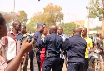 Arrestation de Pascal Zaïda: une «remise en cause des libertés démocratiques et un viol de la constitution burkinabè»