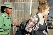 Zimbabwe: libération d'une Américaine accusée de vouloir nuire à Mugabe  Facebook