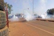 Le convoi de la délégation qui accompagne Emmanuel Macron au Burkina Faso aurait été attaqué