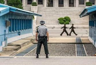 Un soldat nord-coréen réussit à fuir vers la Corée du Sud