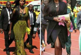 La nouvelle première dame du Zimbabwe