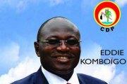 Burkina Faso - Eddie Komboïgo :