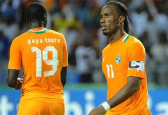 Mondial 2018/élimination des Éléphants : Drogba et Yaya Touré pointés du doigt
