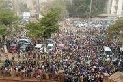 Marche meeting de l'Association des Elèves et Scolaires de Ouagadougou: La lettre adressée au ministre de l' éducation