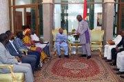 Le rapport sur l'avant-projet de Constitution remis au Président du Faso