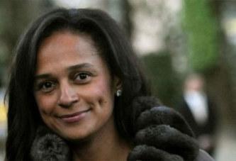 Angola | Faits divers  Isabel Dos Santos limogée de son poste