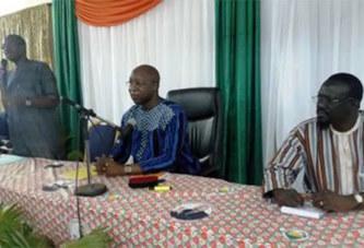 An II de Roch Kaboré : «Le bilan de la gestion est positif n'en déplaise à ceux du CDP» (Paul Kaba Thiéba)