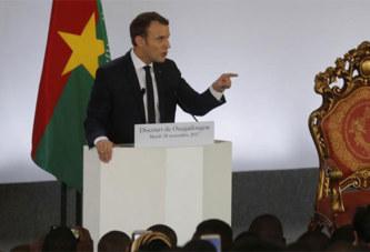 Macron: Ç'a servi à rien d'attaquer Kadhafi