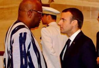 Visite De Emmanuel Macron Au Burkina Faso : A Quoi Joue Le Gouvernement ?