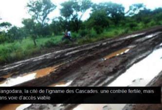 Mangodara, la cité de l'igname des Cascades:    Une contrée fertile, mais sans voie d'accès viable