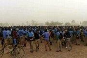 Nouna: Les élèves du lycée provincial en grève