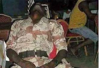 Côte d'Ivoire – Agboville : Un Colonel endormi, se fait voler son arme de dotation