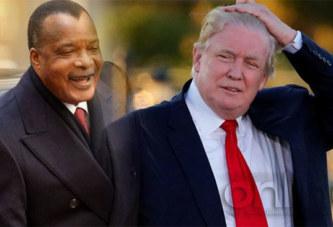 Sassou N'Guesso prêt à payer plus de 500 millions de FCFA pour un « selfie » avec Trump