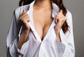 Pourquoi les hommes aiment les seins? En voici 10 bonnes raisons