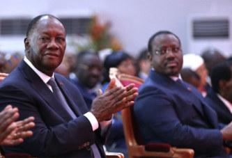 Côte d'Ivoire: Après leur rencontre «silencieuse», Soro et Ouattara côte à côte à la cérémonie d'ouverture du SARA