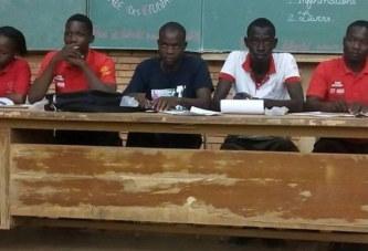 UGEB: Les étudiants iront en grève avant l'arrivée de Macron