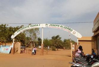 Ouagadougou: L'université affiche le même visage à 48H de l'arrivée de Macron