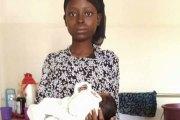 Guinée Conakry : 11 ans et déjà maman, l'enfant et la mère se portent bien (Photos)