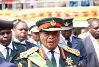 Zimbabwe: Le général Constantino, meneur du coup de force contre Mugabe nommé vice-président de la Zanu PF