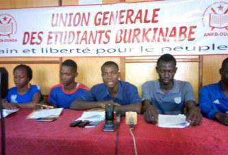 Université de Ouaga : «La violence a été organisée et entretenue par l'administration»