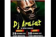 Dj Arafat vient d'avoir gain de cause: il est à présent le seul artiste à l'affiche