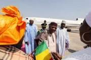 Mali: Retour au bercail de l'ex Président ATT après cinq ans d'exil à Dakar