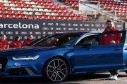 FC Barcelone: Un constructeur automobile gâte les joueurs Catalans