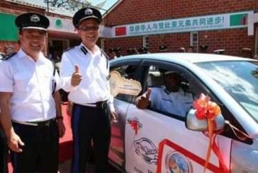 Des Chinois recrutés comme policiers en Zambie