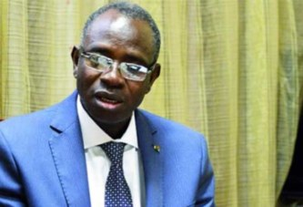 «Nous devons éviter de nous retrouver dos au mur», ministre Clément Sawadogo