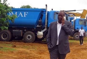 Libéria: Un marché de plus de 234 milliards pour le groupe Ebomaf