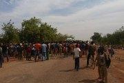 Burkina Faso: Les élèves de Arbollé dans la rue