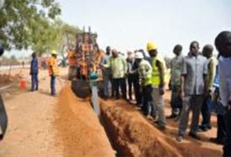 Le Burkina Faso va doubler ses capacités en fibre optique d'ici un an