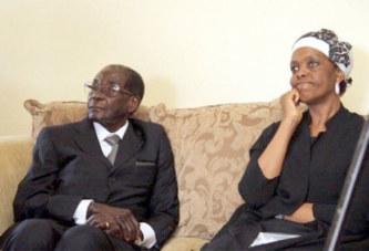 Fausse information: Grace Mugabe n'a jamais demandé le divorce