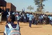 Burkina Faso - Zorgho - Kongoussi : des élèves dans les rues pour exiger la reprise des cours