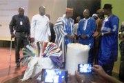 Union Namanegzanga de Bobo-Dioulasso:  Je suis Sa majesté Sanou le Larlé Naba TIGRE il ya environ 5 ans